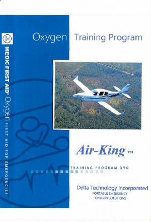 Instructional DVD - Oxygen System Training Program