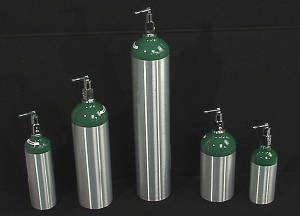 Air King Aviation Aircraft Oxygen Cylinders 2 Cf To 90 Cf