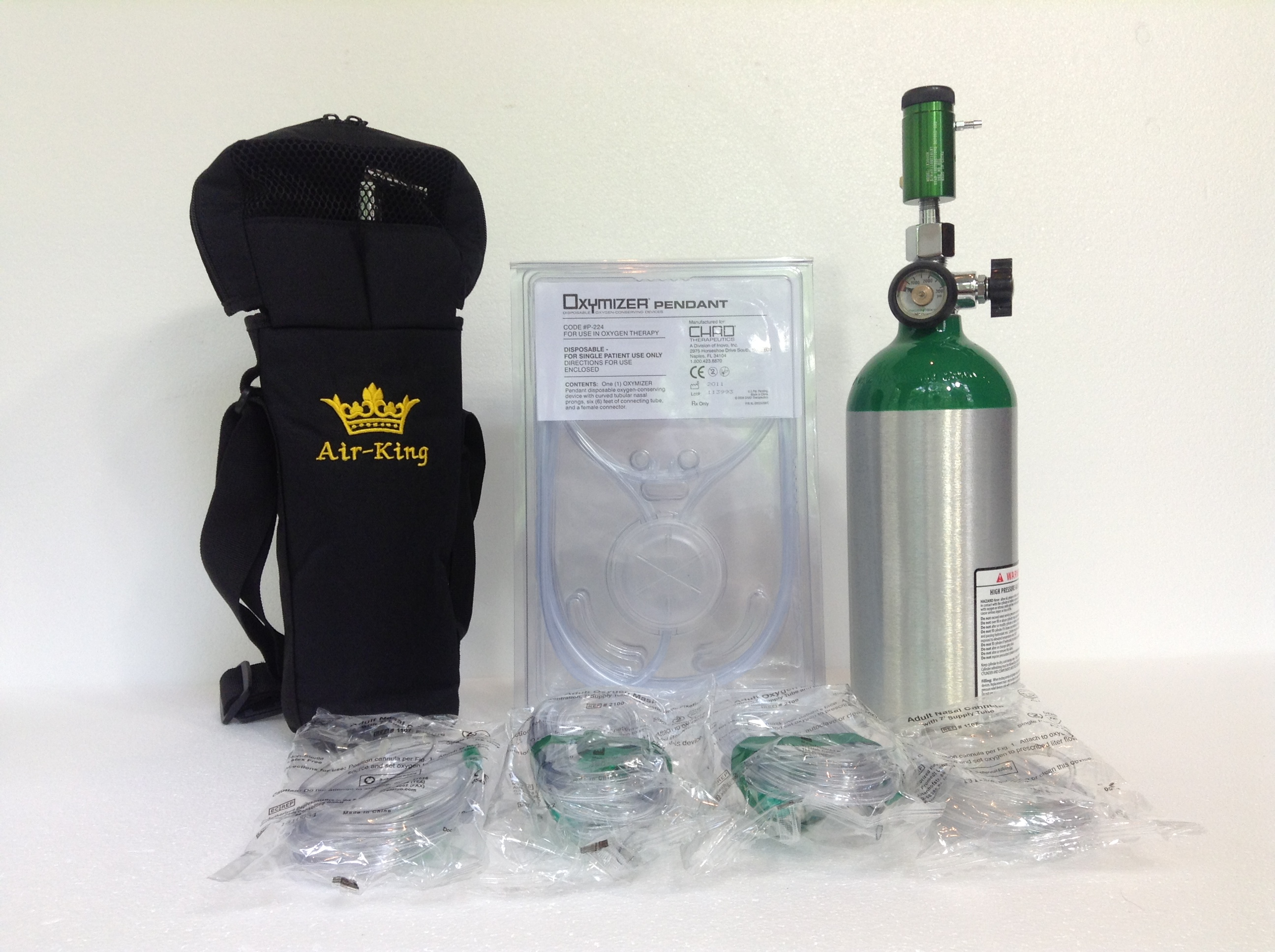 Air King Aviation Oxygen Portable High Duration Systems